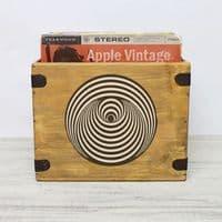 Hypno Swirl  LP Record Boxes